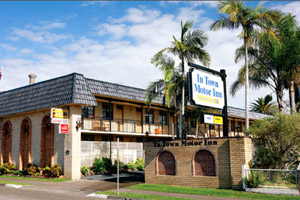 In Town Motor Inn - Motel Accommodation in Taree